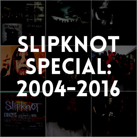 Slipknot Special: 2014-2016 (Part 2)