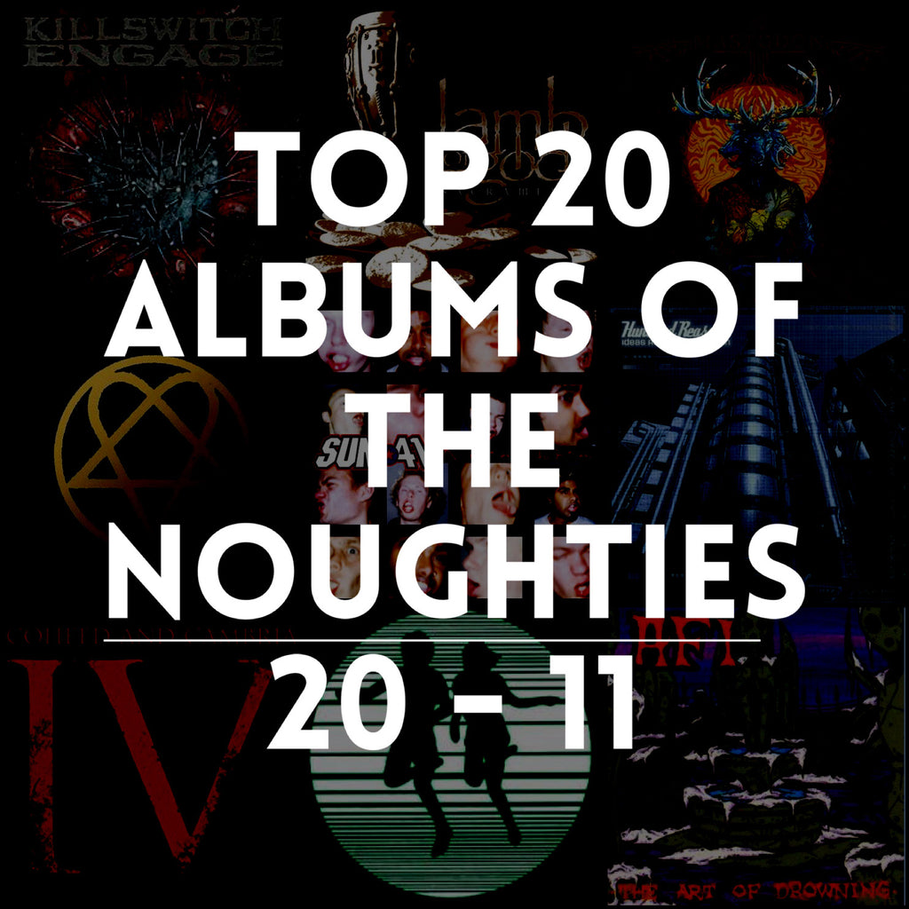 Top 20 Albums Of The Noughties: 20-11