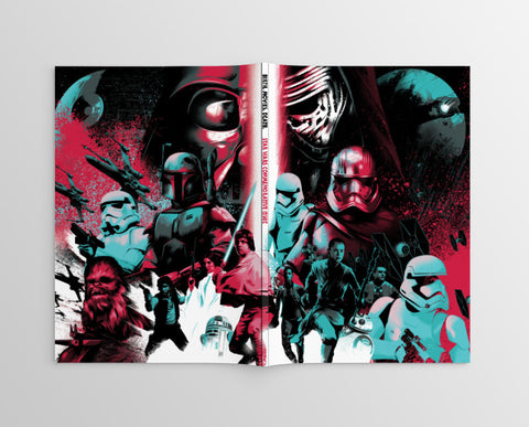 STAR WARS Commemorative Double-Issue
