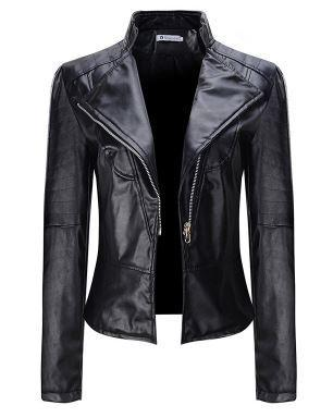 Gorgeous Leather Jacket For Women