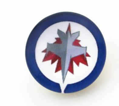 Winnipeg Jets - Snap Button