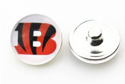 Cincinnati Bengals - Snap Button