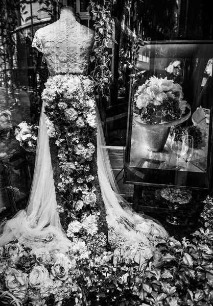 Meg Hewitt, Wedding dress, Kyoto 2016