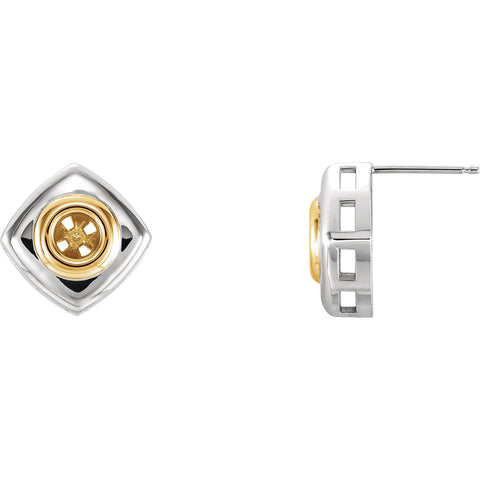 21248:243843:P - Solitaire Earring