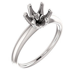 123156:600:P - Engagement Ring