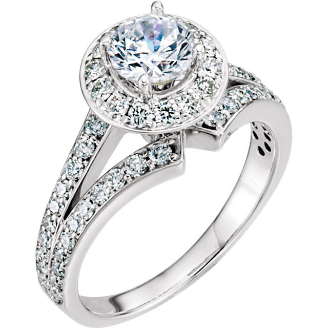 67604:6000:P - Engagement Ring