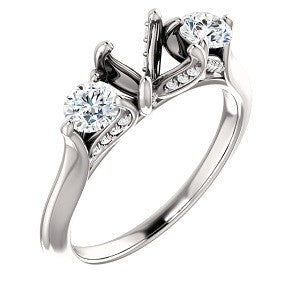 123164:608:P - Engagement Ring