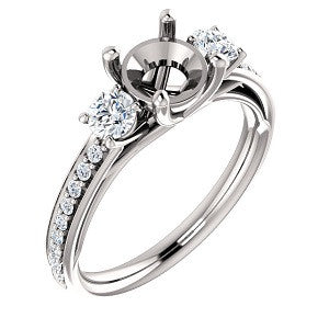 122000:60004:P - Engagement Ring
