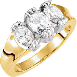 64917:5001:P - Engagement Ring