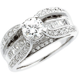 64863:60002:P - Engagement Ring