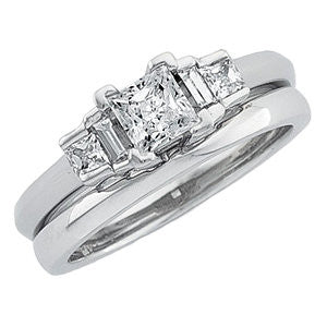 63340:291918:P - Engagement Ring or Band