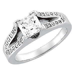 64982:5019:P - Engagement Ring
