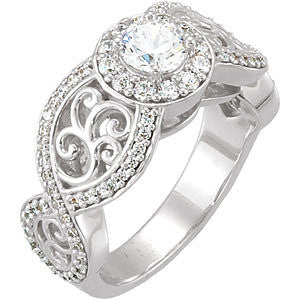 68198:102:P - Engagement Ring