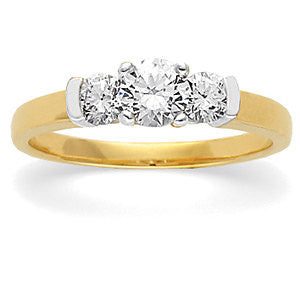 60270:207534:P - Engagement Ring