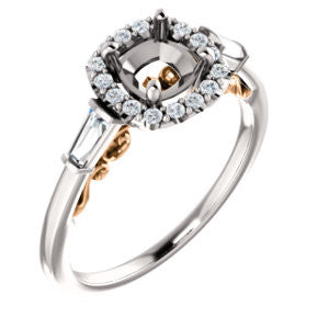 122910:602:P - Engagement Ring