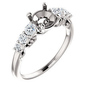 122911:603:P - Engagement Ring