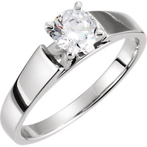 4558:60005:P - Engagement Ring