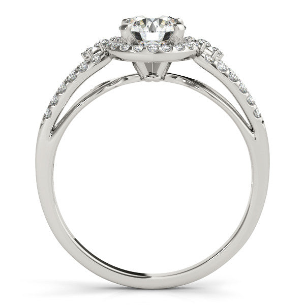 50537- Engagement Ring - HALO