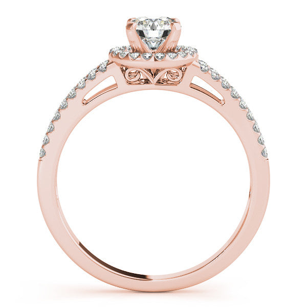 50550- Engagement Ring - HALO