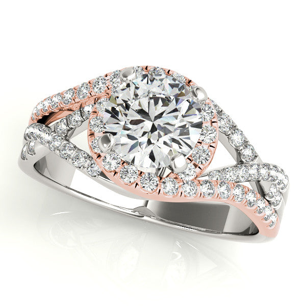 50849- Engagement Ring - HALO