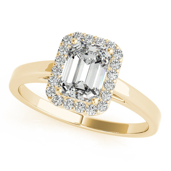 50920- Engagement Ring - HALO
