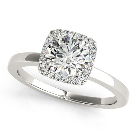 50924- Engagement Ring - HALO