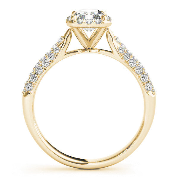51012- Engagement Ring - HALO