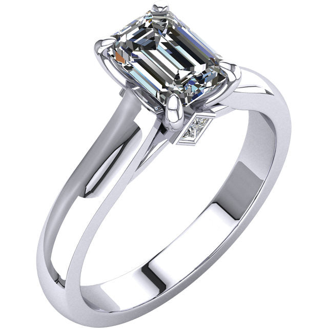 10630:34236:P - Engagement Ring Mounting