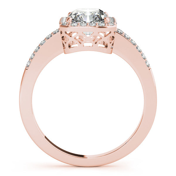 83495- Engagement Ring - HALO