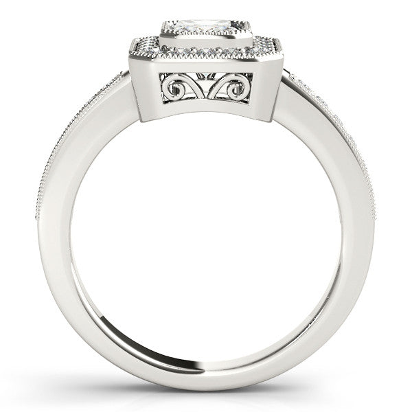 83650- Engagement Ring - HALO