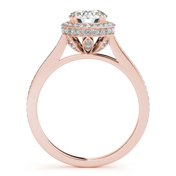 84353- Engagement Ring - HALO