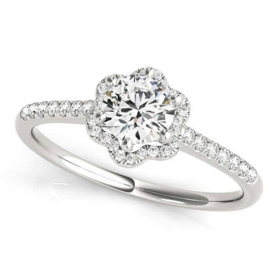 84900 - ENGAGEMENT RING 14KT