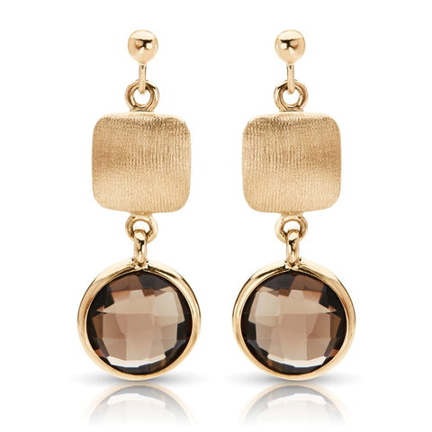 S1ER225 - 14KY EARRINGS (Pair)