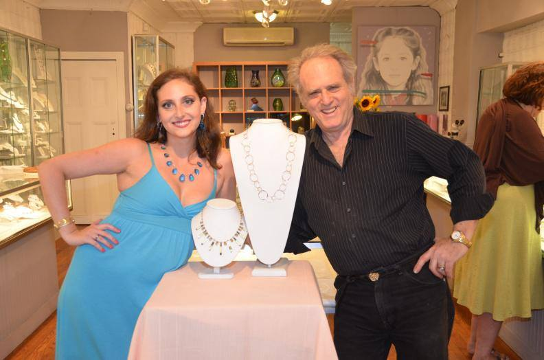 Lee and Dori Elliot of Lee Jewelers