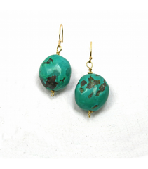 DEE058 - Turquoise Earrings