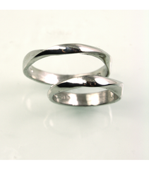 LEGB010 - Platinum Wedding Bands