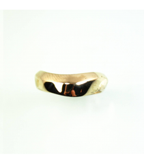 LEGB026 - 14kt Yellow Gold Wedding Band