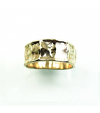 LEGB038 - 14kt Yellow Gold Wedding Band