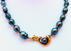 "LENP010 - 18"" Tahitian Pearls Necklace"