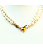 "LENP024 - 32"" Fresh Water Pearl Necklace"