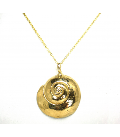 LEPN036 - 14kt Yellow Gold Nautical Jewelry