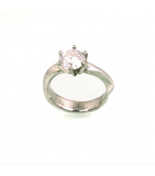 LERD036 - Platinum Diamond Ring