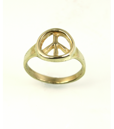LEGR010 - 14kt Yellow Gold Ring