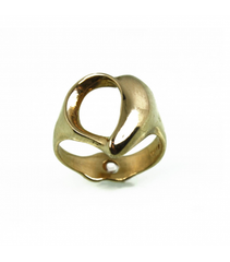 LEGR014 - 14kt Yellow Gold Ring