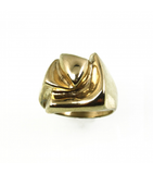 LEGR016 - 14kt Yellow Gold Ring