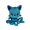 Paradise Blue Tentacle Kitty PREORDER