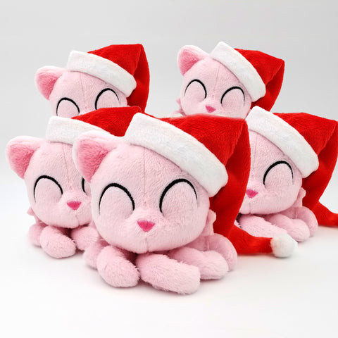 Five For $50 Little Helpers Tentacle Kitties Cuddle Pack