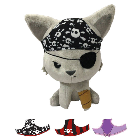 """Bad Hat Day"" Pirate Kitty"