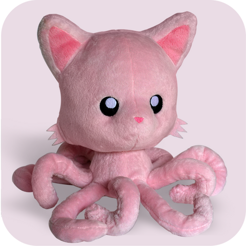 "3rd Edition ""Regular Edition"" Tentacle Kitty"