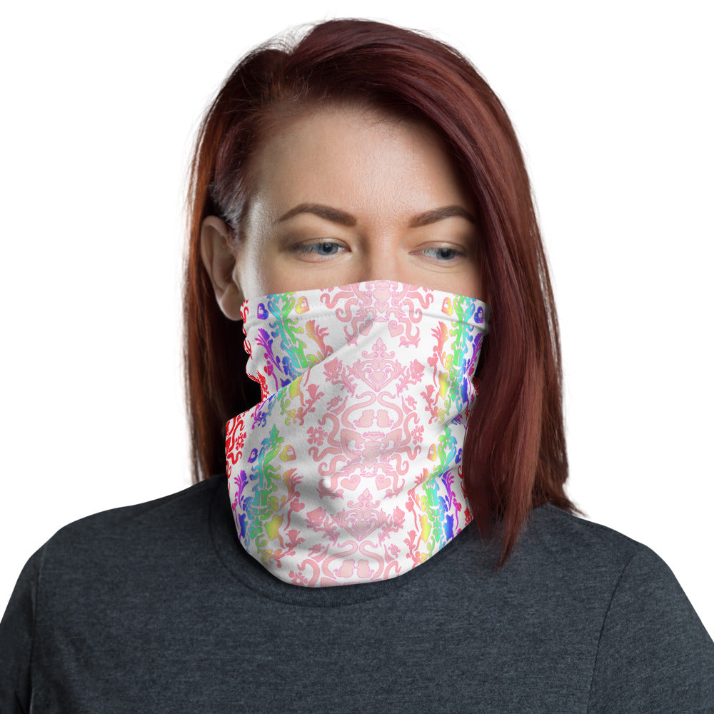 Rainbow Brighter Neck Gaiter